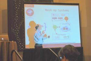 DevLearn 2011 - Bret Presenting